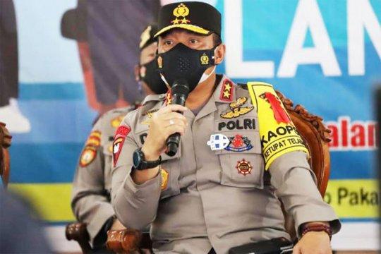 Kepala Polda Kalimantan Tengah: Tiada tempat bagi preman