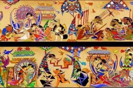 Lima karya seni ISI Yogyakarta dipajang di pameran Shanghai