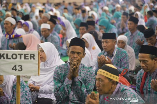 Haji batal, Kemenang-KBIH di Kabupaten Jember beri sosialisasi calhaj