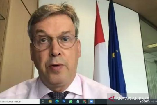 Delegasi Uni Eropa bahas potensi investasi di Jabar