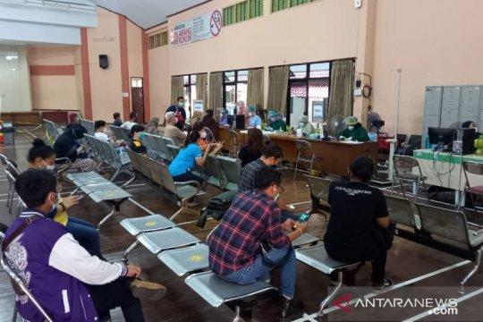 GOR Sawah Besar jadi lokasi vaksinasi warga 18 tahun ke atas