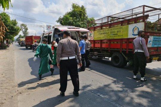 Polisi sebut pembatasan arus mudik efektif turunkan rasio kecelakaan