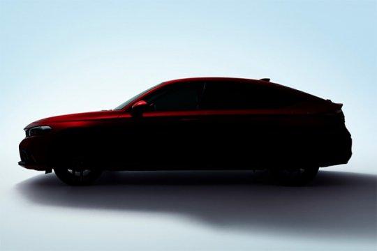 Honda Civic Hatcback mulai dijual di AS