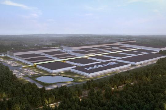 Volkswagen suntik dana 620 juta dolar AS ke perusahaan baterai Swedia