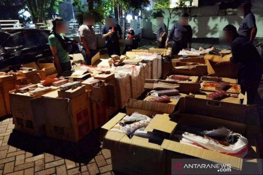 Bea Cukai Jateng-DIY amankan 24,19 juta rokok ilegal