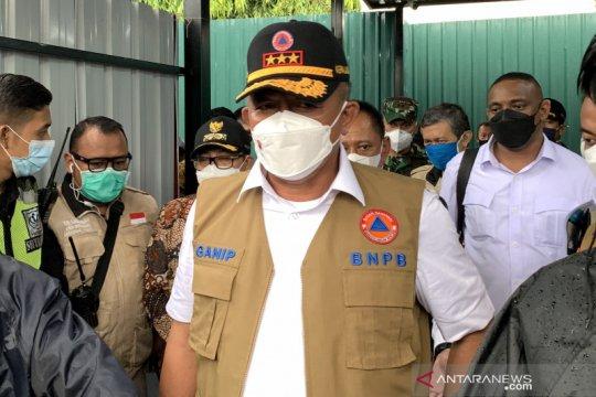 Kepala BNPB cek kesiapan RS Lapangan Idjen antisipasi lonjakan pasien