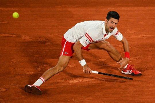"""Djokovic depak """"Raja Tanah Liat"""" di semifinal Roland Garros 2021"""