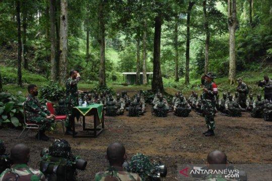 Pangdam awasi langsung pendidikan prajurit Papua Barat di Jakarta