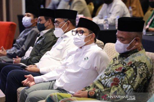 Muhaimin puji peran pesantren saat temui ulama NU di Gorontalo