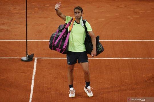 Nadal mundur dari Wimbledon dan Olimpiade Tokyo