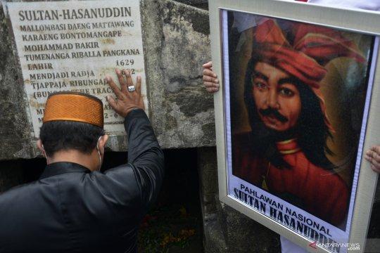 Haul ke-351 Pahlawan Nasional Sultan Hasanuddin