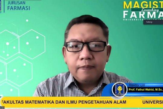 UII dorong pengembangan obat modern asli Indonesia
