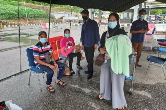 KJRI Kuching pulangkan dua WNI setelah melahirkan di Sibu