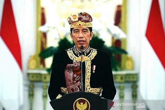 Presiden Jokowi buka Pesta Kesenian Bali ke-43