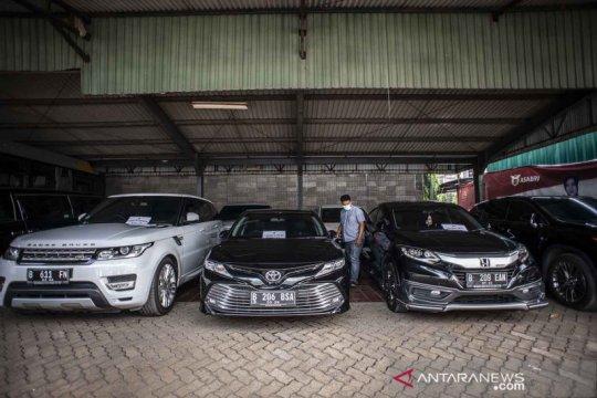Lelang 16 kendaraan sitaan kasus dugaan korupsi PT ASABRI