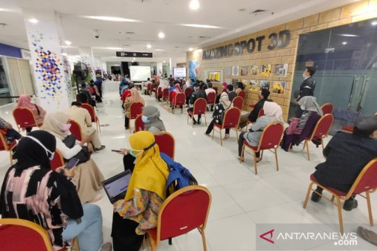 Jelang PTM di Kota Bogor, 90 persen guru sudah divaksinasi COVID-19