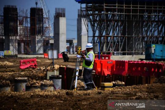 PUPR targetkan konstruksi Tol Semarang-Demak Seksi 2 rampung Juni 2022