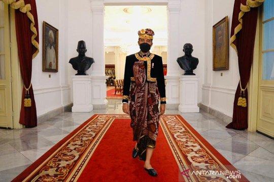 Presiden Jokowi: Tunjukan ke dunia Bali sangat aman dikunjungi