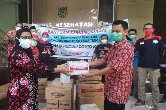 Ikatan Apoteker Indonesia Jateng bantu imunitas nakes di Kudus