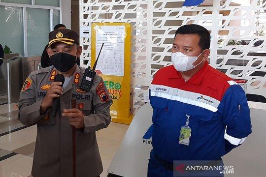 Polres selidiki penyebab kebakaran di Kilang Pertamina Cilacap