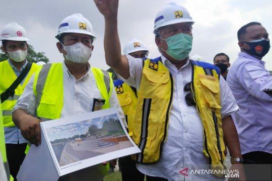 Menteri PUPR pastikan bantaran Kali Pepe Solo bebas banjir 2022