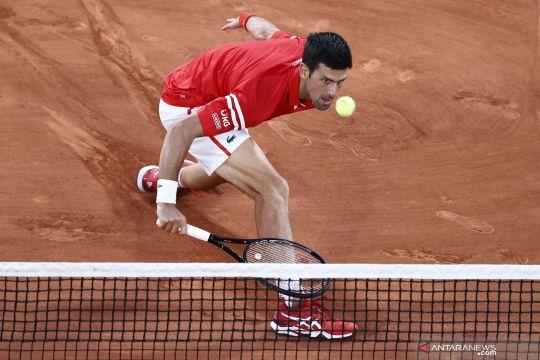 Tenis French Open: Djokovic melaju ke final