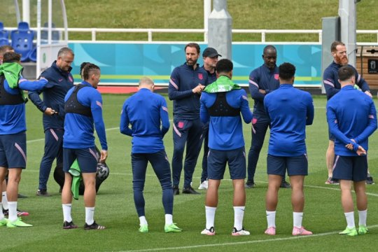 Preview Euro 2020: Inggris vs Kroasia