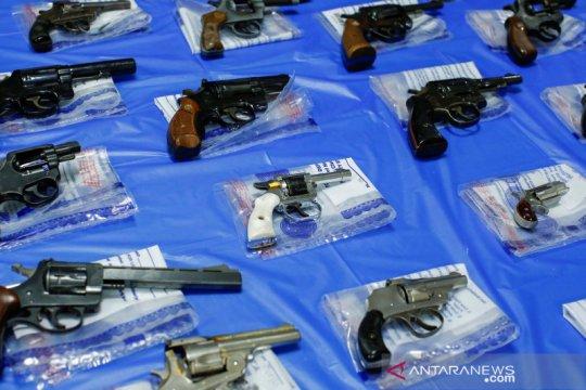 NYPD gelar program pembelian kembali senjata api