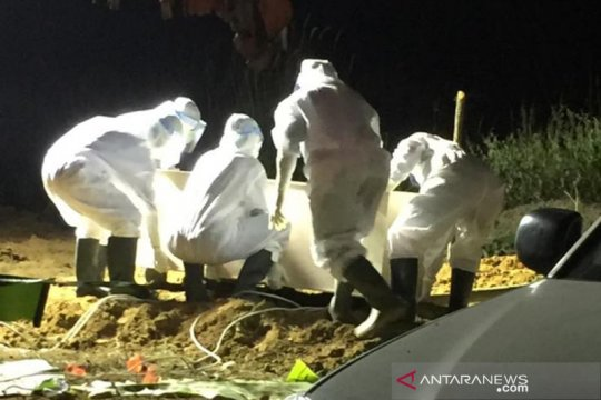 Angka kematian COVID-19 di Tanjungpinang  tembus 100 orang