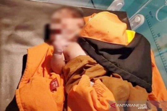 Warga Buntok Kalteng menemukan bayi laki-laki di semak-semak
