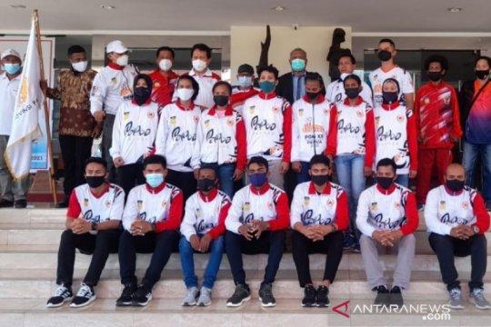 Atlet Sepak Takraw Papua try out di Sulawesi hingga Agustus 2021
