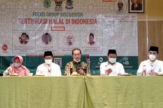 LPPOM MUI Jatim tegaskan pengurusan label halal cukup mudah
