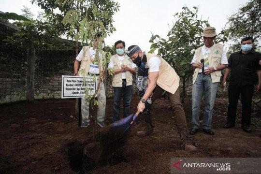 AHY dorong generasi muda majukan sektor pertanian Indonesia