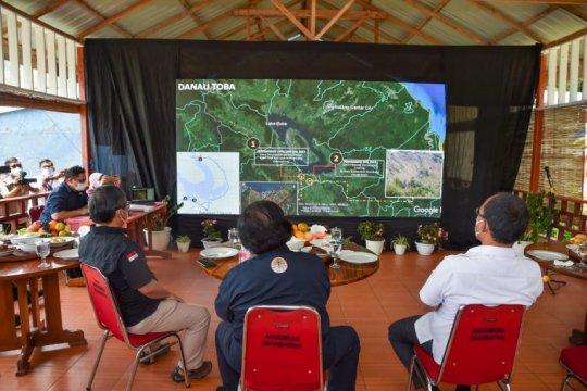 Menteri LHK harap RHL tingkatkan kualitas lingkungan Danau Toba