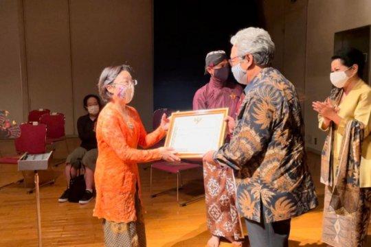 Pementasan gamelan Jepang Lambangsari peroleh apresiasi Dubes RI