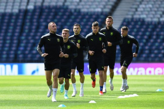 Preview Euro 2020: Republik Ceko vs Skotlandia