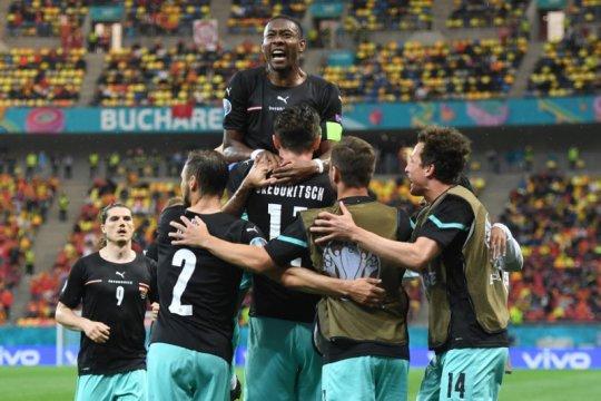 David Alaba jadi 'Star of the Match' Austria vs Makedonia Utara