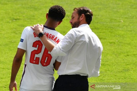 Jude Bellingham pecahkan rekor pemain termuda di babak utama Euro