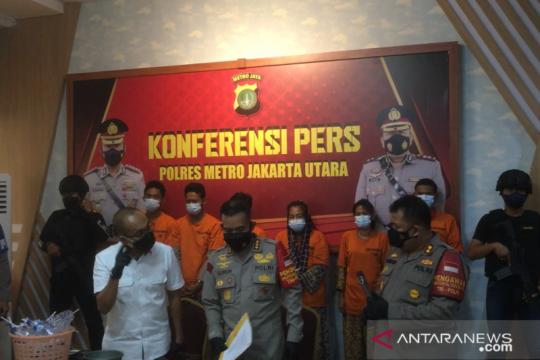 Tersangka bandar narkoba Kampung Bahari terancam pidana seumur hidup