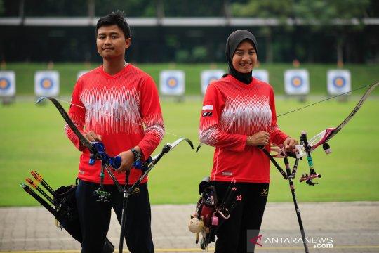 Enam pemanah Indonesia incar tambahan tiket Olimpiade ke Paris