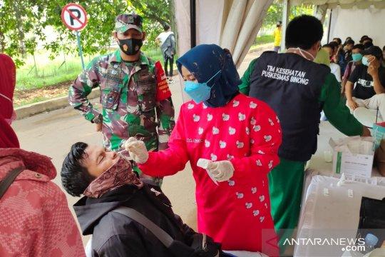 Ruang isolasi pasien COVID-19 di Tangerang lebihi kapasitas