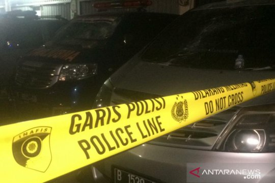 Polisi tangkap lima orang terkait penyerangan kantor LSM di Karawang