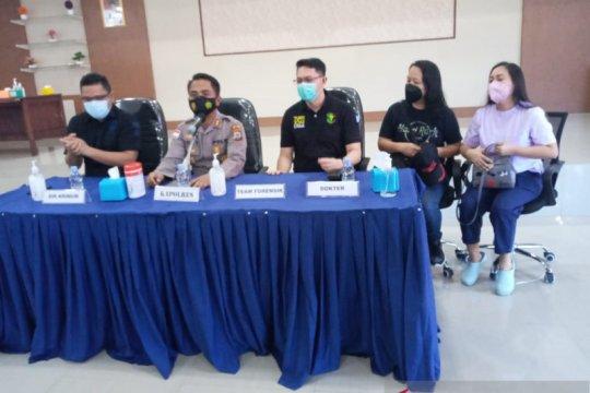 Forensik Polda Sulut: Kematian Wakil Bupati Sangihe karena sakit