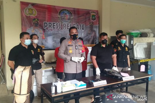 Pencuri perabot senilai Rp250 juta di unit apartemen ditangkap polisi