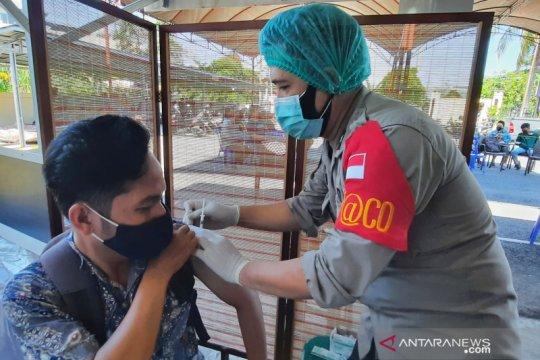 Polda Kalsel telah vaksinasi ribuan warga