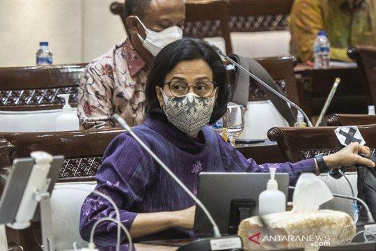Di DPR, Sri Mulyani paparkan realisasi Program PEN hingga 18 Juni
