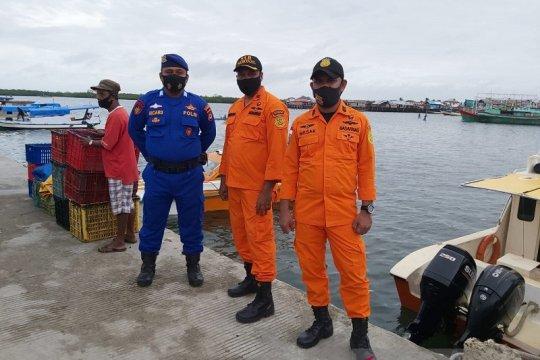 Nelayan hilang di Selat Tabarfange-Kepulauan Aru, Basarnas kirim tim