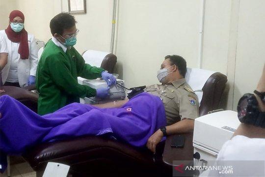 Wali Kota Jakarta Timur ajak warga rutin donor darah