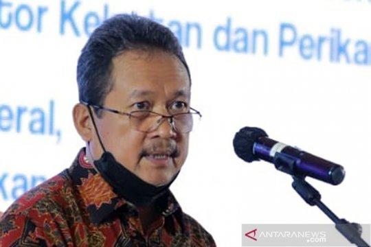 Menteri Trenggono optimistis RI bakal kuasai pasar udang global