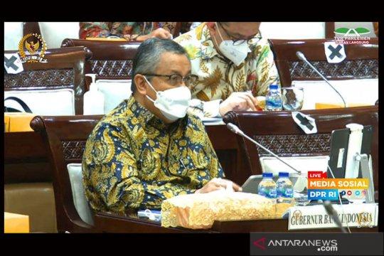 Perry Warjiyo: BI beli Surat Berharga Negara mencapai Rp115,87 triliun